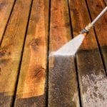 Deck Pressure Washing in Yulee, Florida